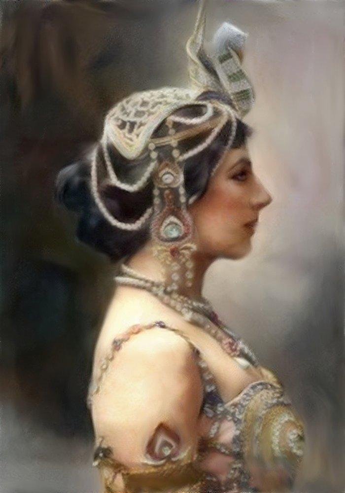 Mata Hari por baudet
